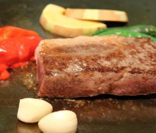 「地産地消」農園野菜と採れたて素材の鉄板焼のイメージ