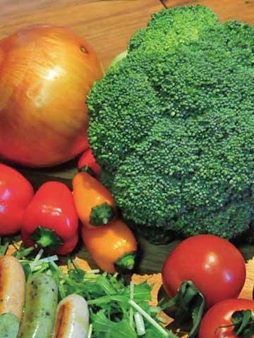 キッズベジ野菜