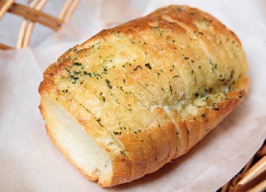 グリルのトースト